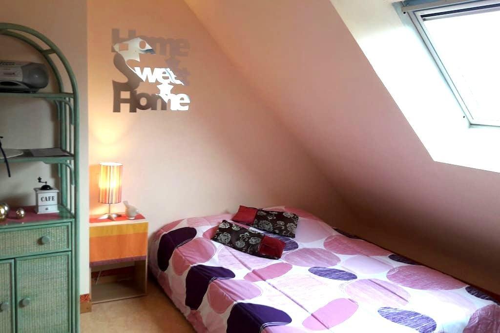 Confortable studio locmariaquer - Locmariaquer - Huis
