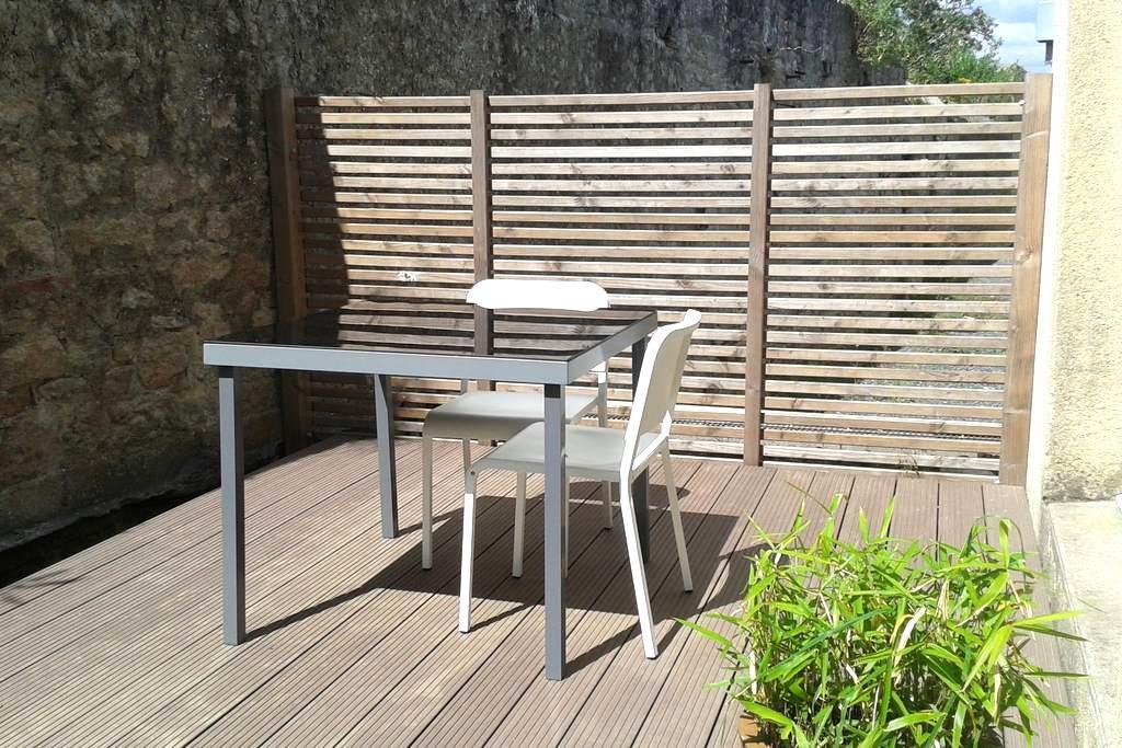 Appartement confort en centre ville - Pont-l'Abbé - Wohnung