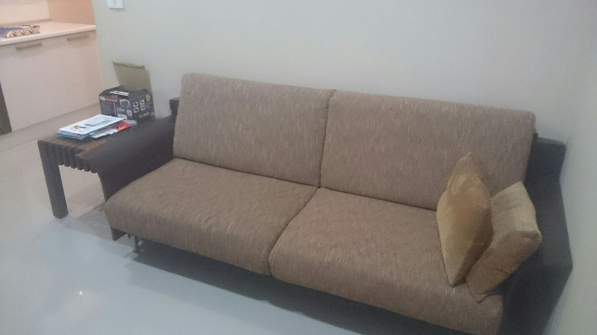Sofa in apartment near skytrain-BTS