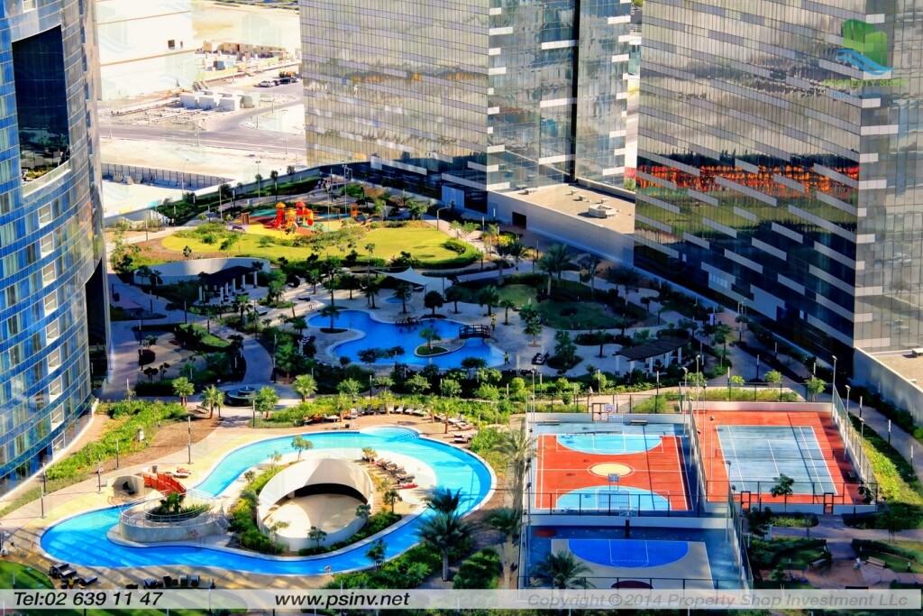 Amazing 53rd Floor Gulf & City View