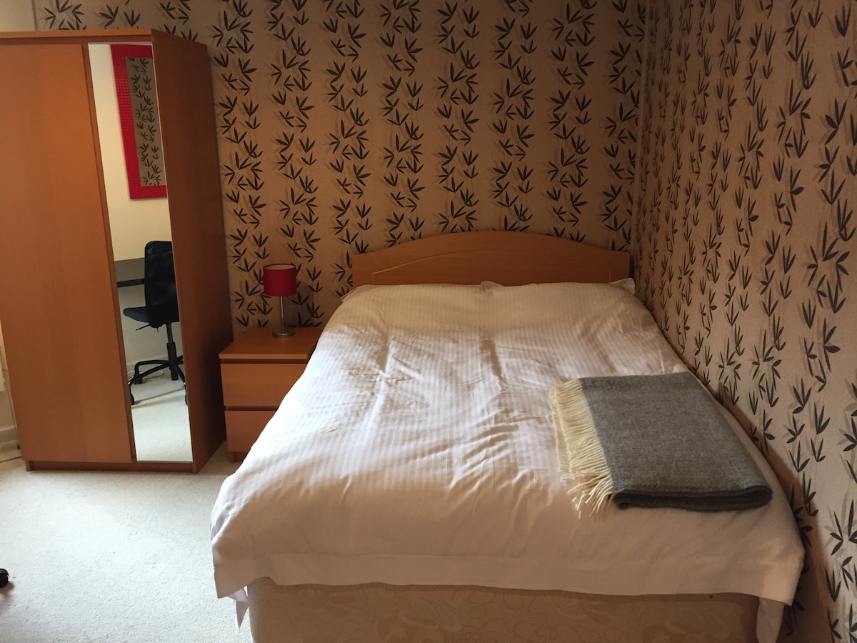 Cosy Double Room Leeds City Centre