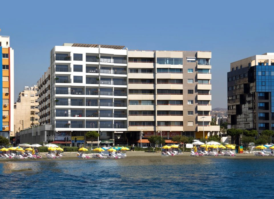 EDEN BEACH APARTMENT VIEW FROM THE SEA