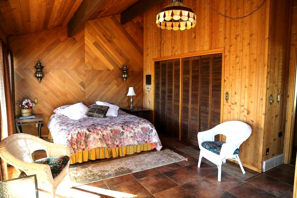Ranch Experience, king suite - Missoula - Bed & Breakfast