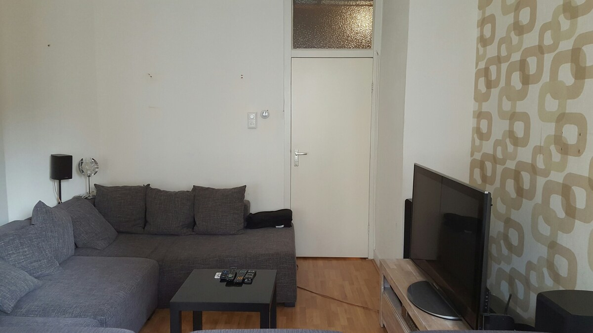 Great apartment in hip area!