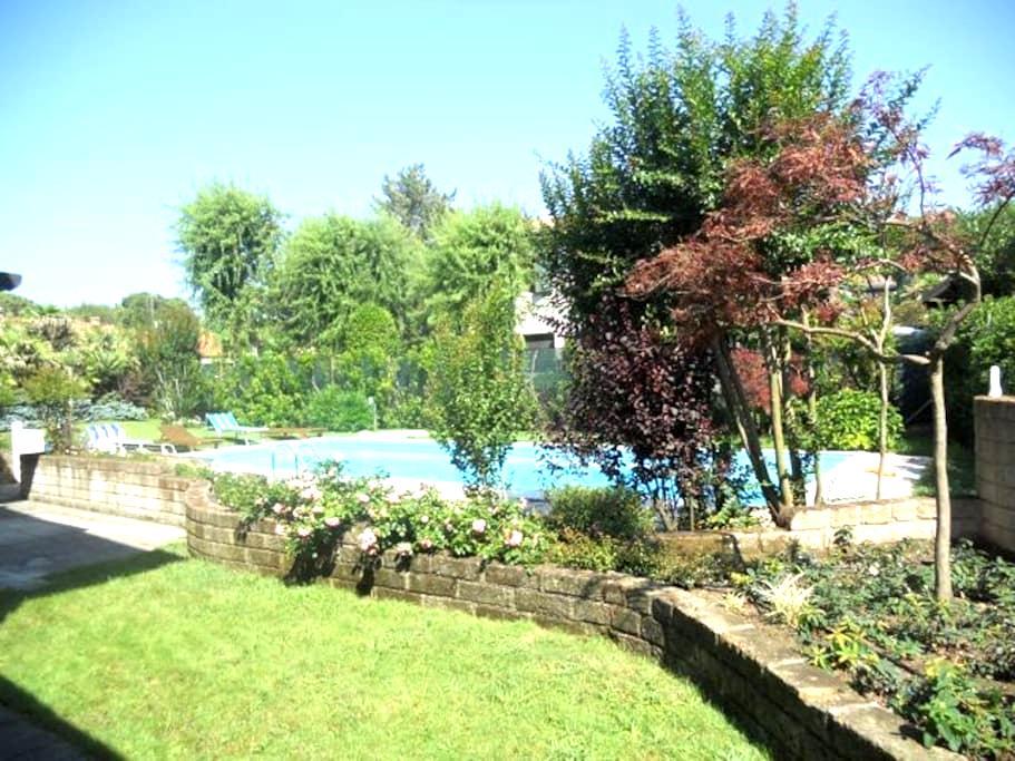 Villa con piscina - Isola Albarella - Villa