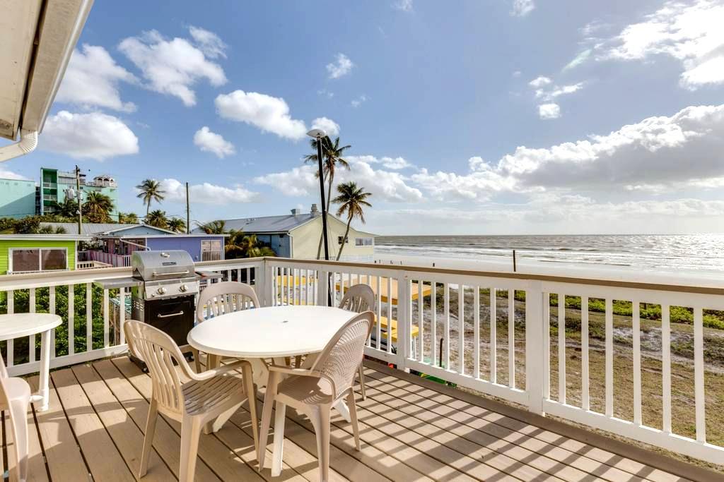 2 Bedroom Villa on Ft. Myers Beach - Fort Myers Beach
