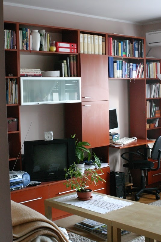 Cozy apartment close to the center.