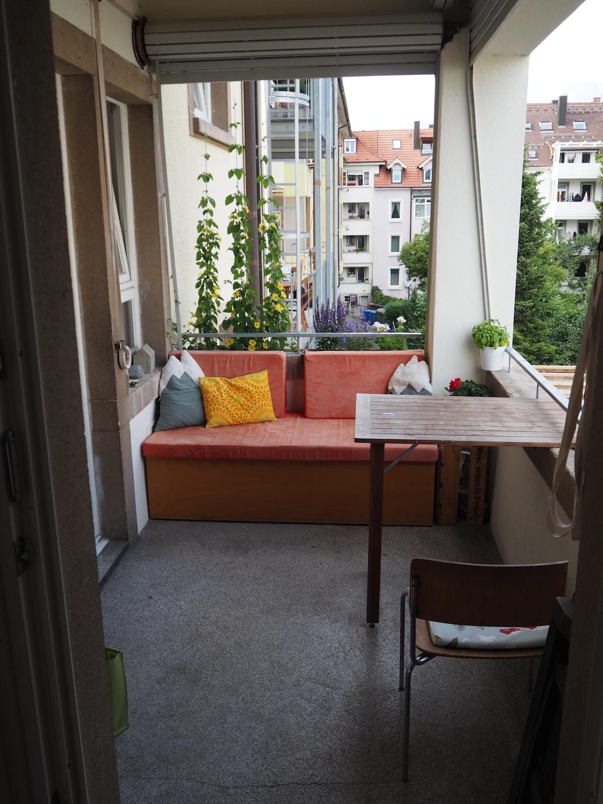 Wohnung im Paradies am Bodensee