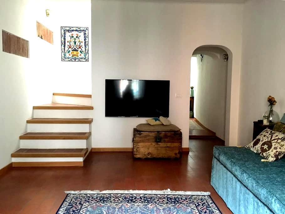 Peaceful apartment historic center - Ravenna - Huis
