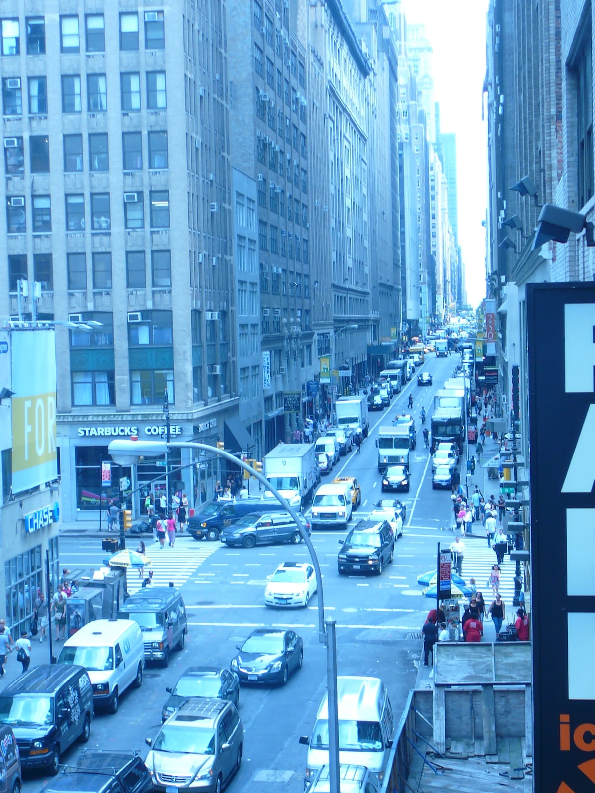 W. 39th st and 8th ave.