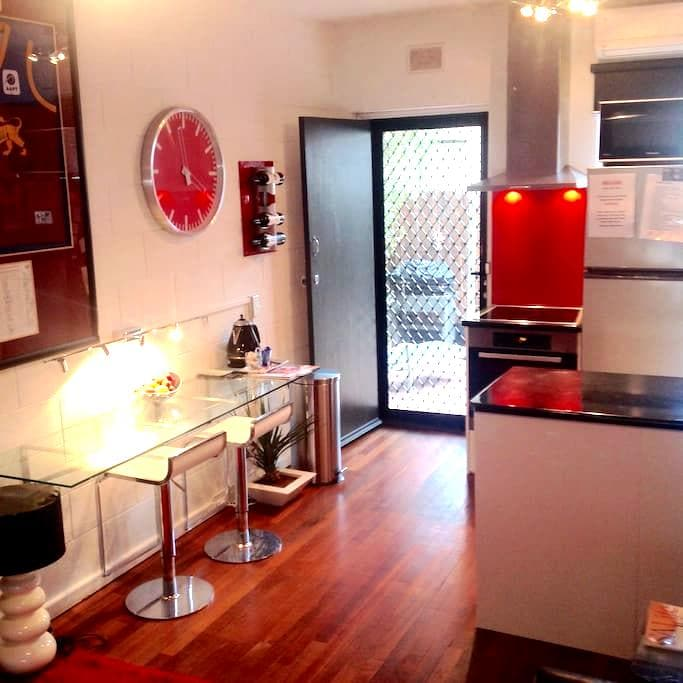 2.5km to CBD in Peaceful Parkside - Parkside - Apartamento