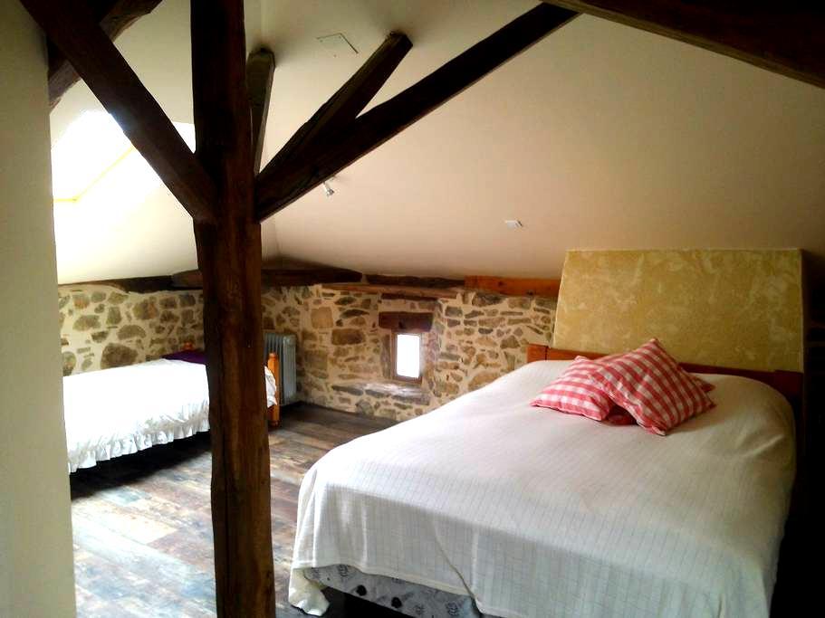 Cheronnac cottage and meadow - Chéronnac