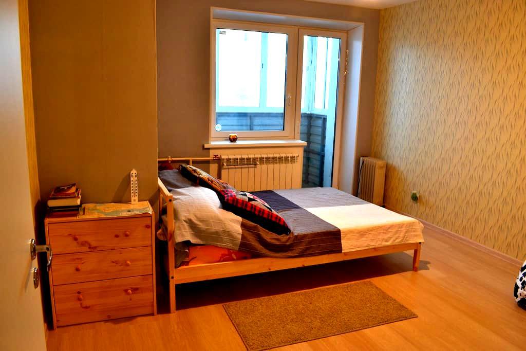 Просторная квартира в г.Сортавала - Sortavala - Lejlighed