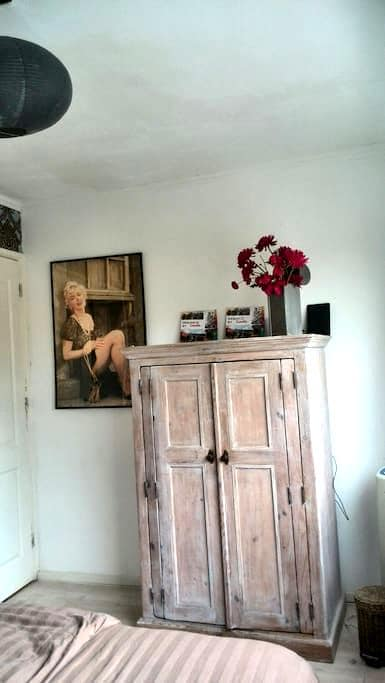 Single or Double room Center of Gouda - Gouda - บ้าน