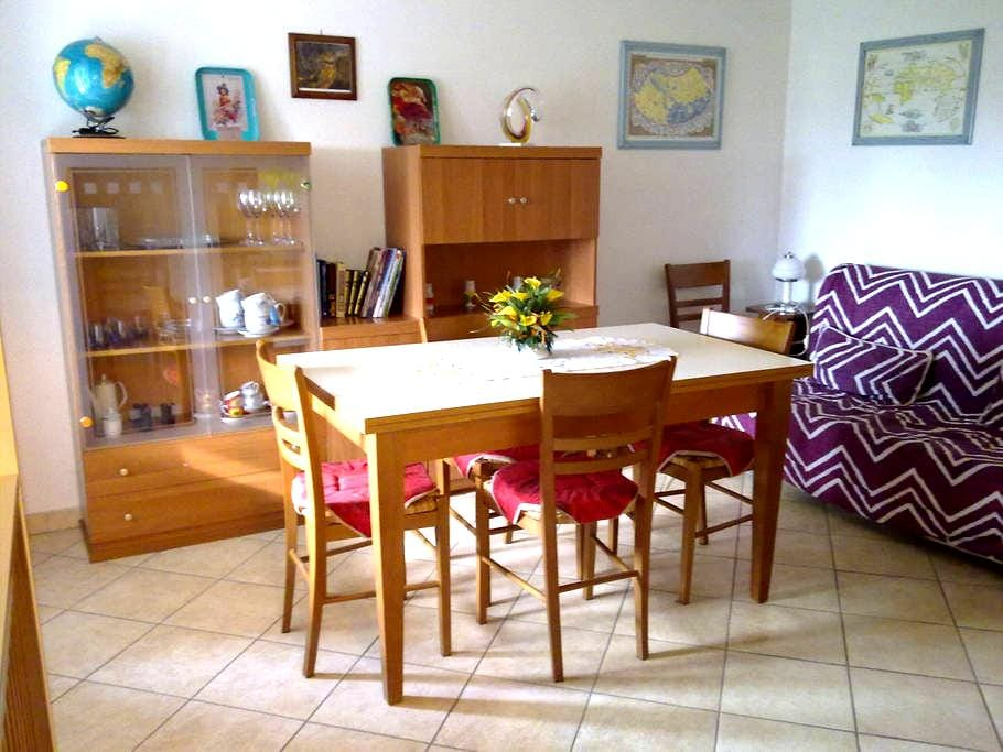 Apartment in Tuscany countryside - Lecchi