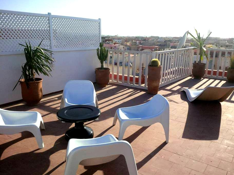 Appartement-terrasse tout confort - Essaouira - Apartment