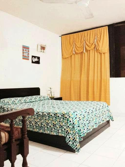Habitación en Centro de la ciudad - Cartagena - Apartment