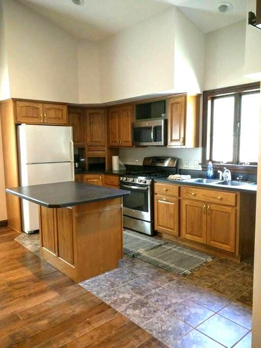 Spacious Apartment in Amish Country - Dundee