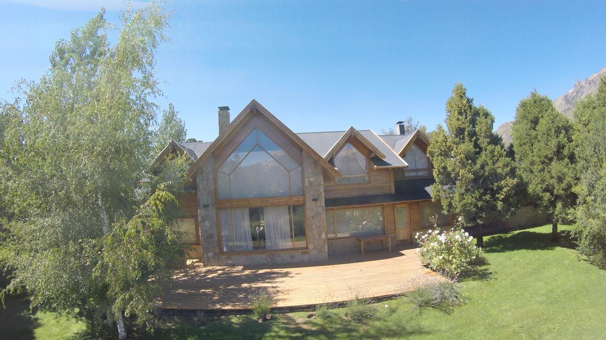 Casa en Arelauquen, Bariloche