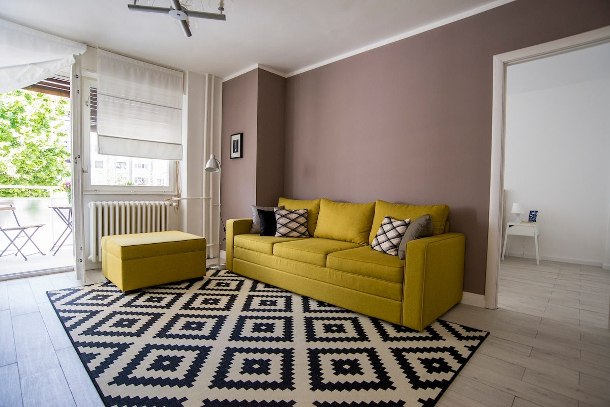 """Angie's apartment"" in Novi Sad!"