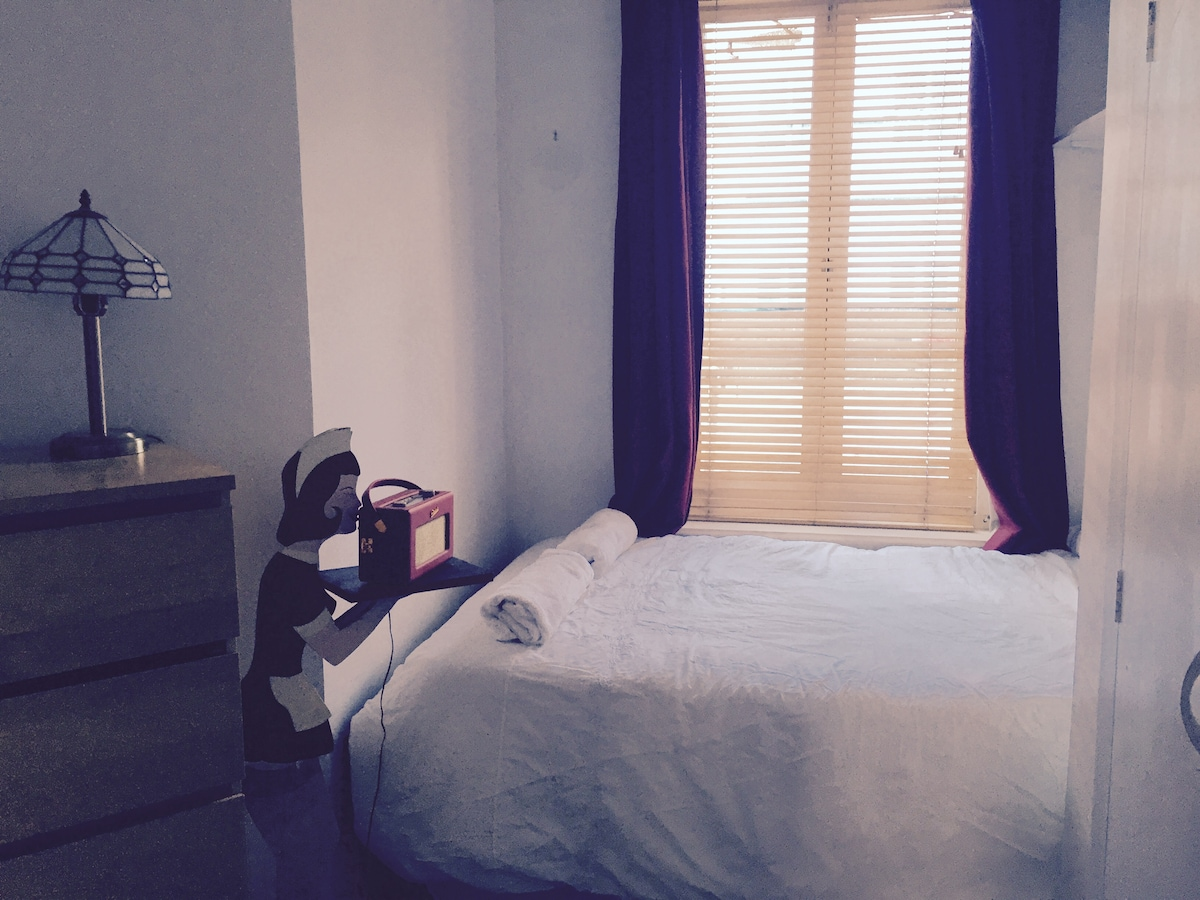 Double room Central London location
