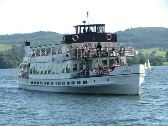 windermere lake cruise