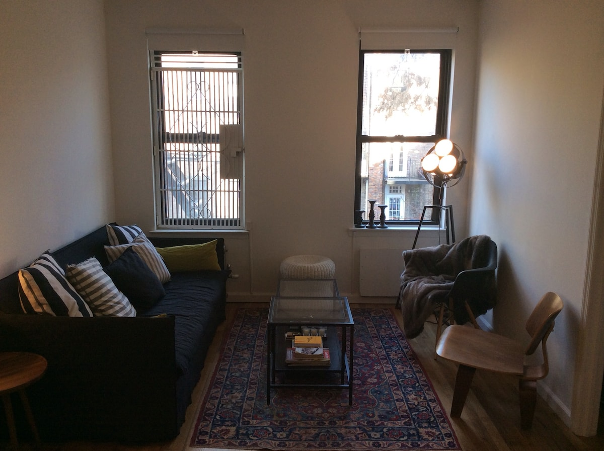 Modern 1 bedroom Apt East Village