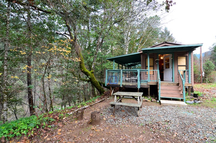 Trinity Cove Cabin on the River