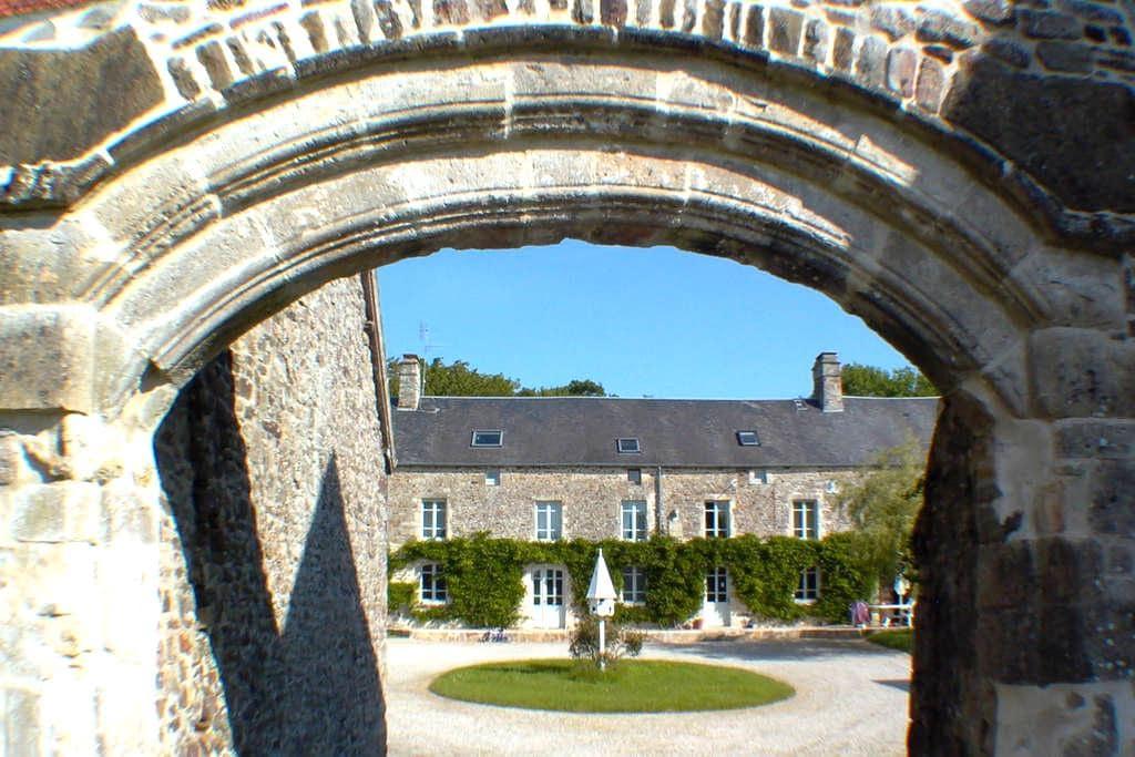 Carbonnel a 17th century farmhouse. - Montgardon