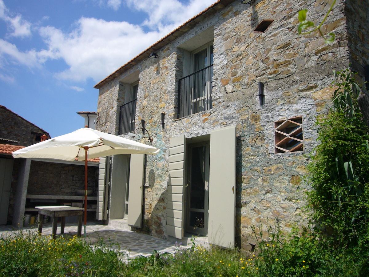 Cottage Magliano  Wi-Fi Lunigiana
