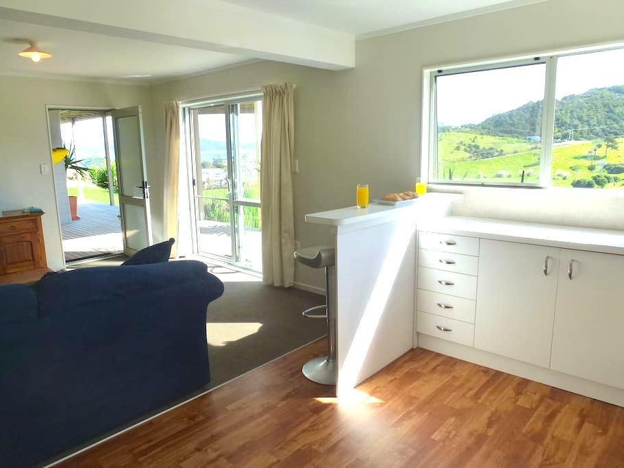 Sunny Apartment by a Stunning Beach - Tutukaka - 公寓