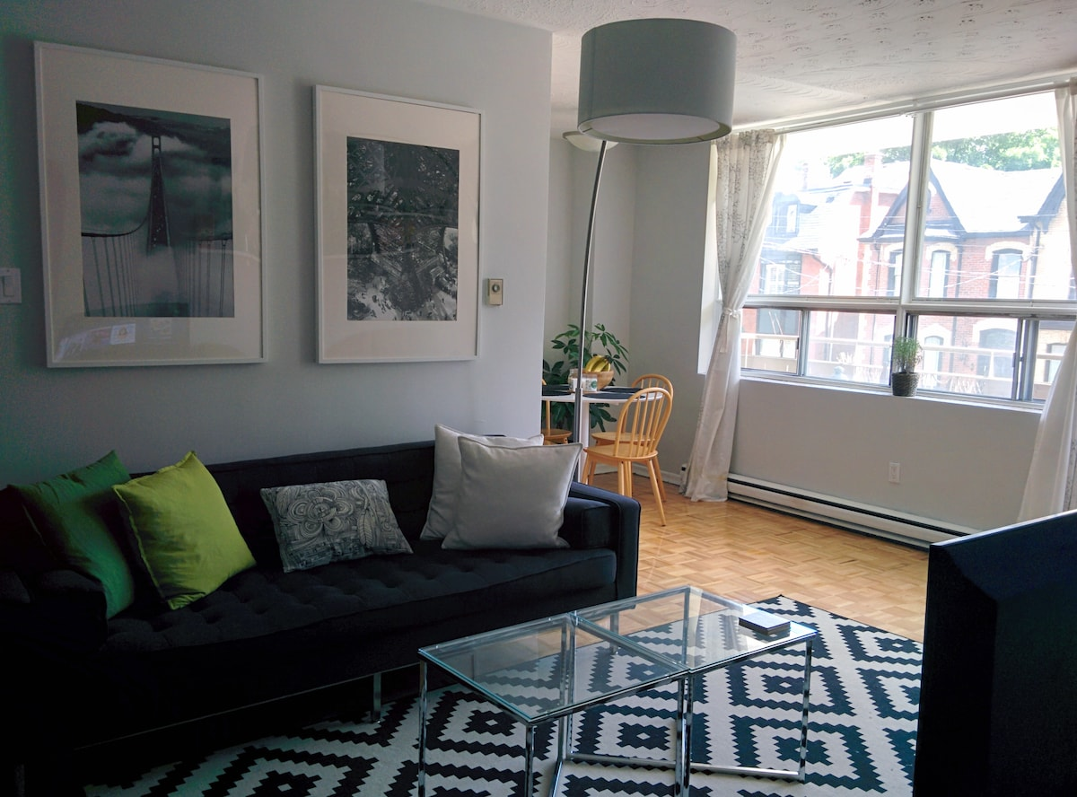 Central Apartment in Downtown Core