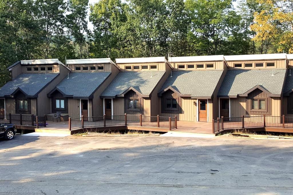 Cozy Village Condo in a Mountain Setting - Ellicottville