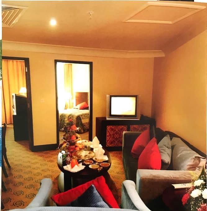 Exec.Suite Timeshare @Pullman Zamzam Makkah Hotel - Mecca