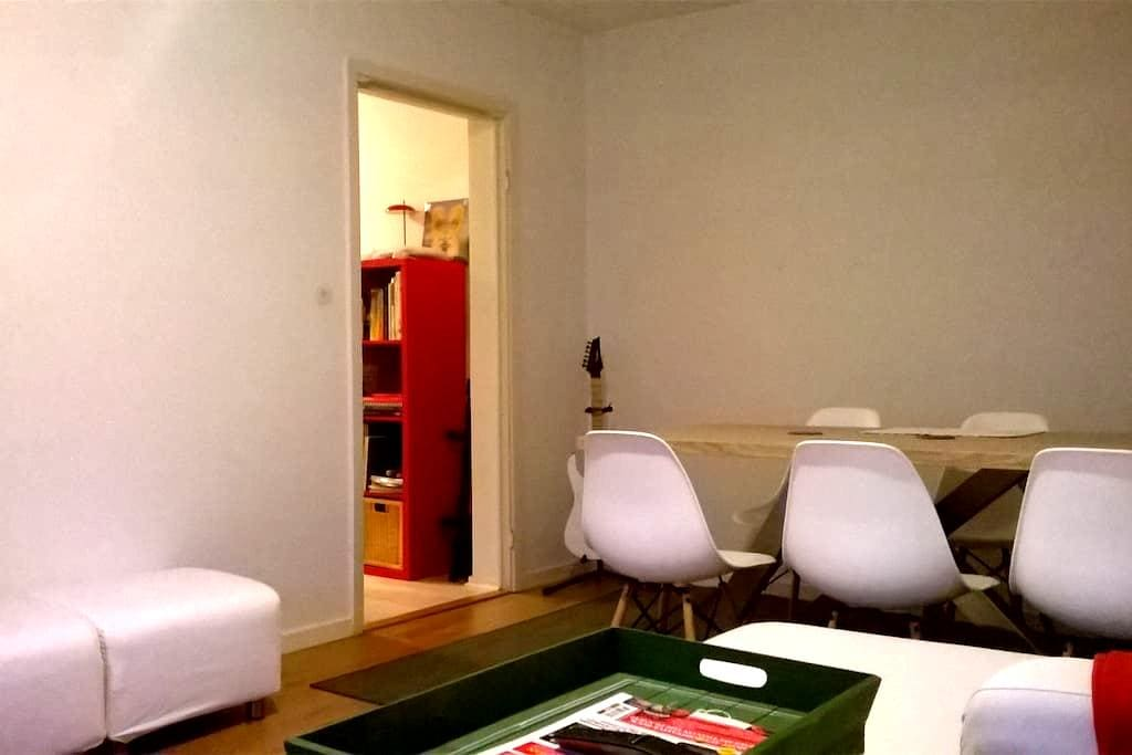 Cozy apartment with balcony close to the center! - Norrköping - Apartment