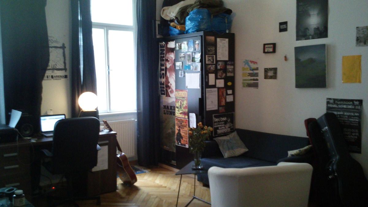 Nice room in quarter