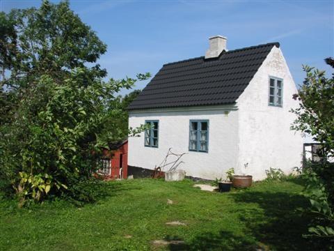 Hus med havudsigt til Chr. Ø