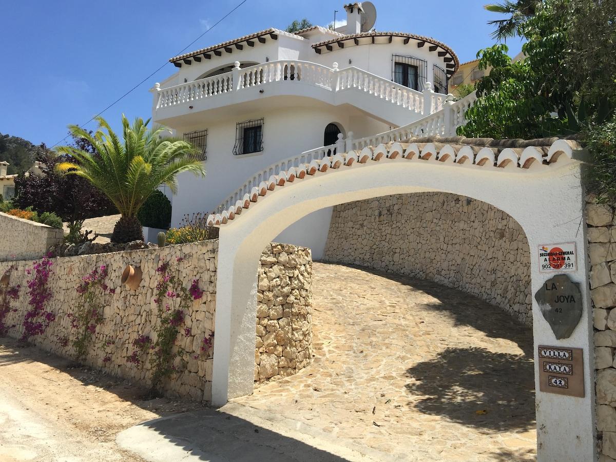 Villa Kaya - La Joya 42 - Das Juwel