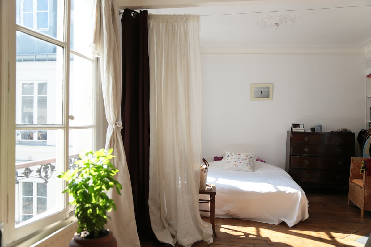 Romantic Flat - Close to Montmartre
