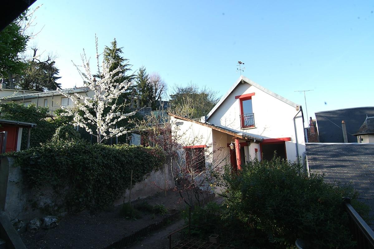 La petite maison près de la Loire