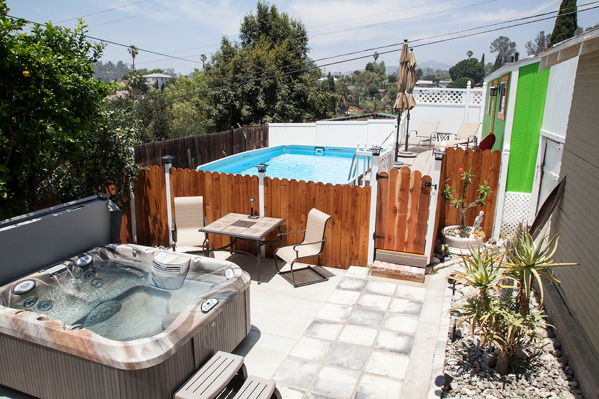 Private Oasis in Highland Park