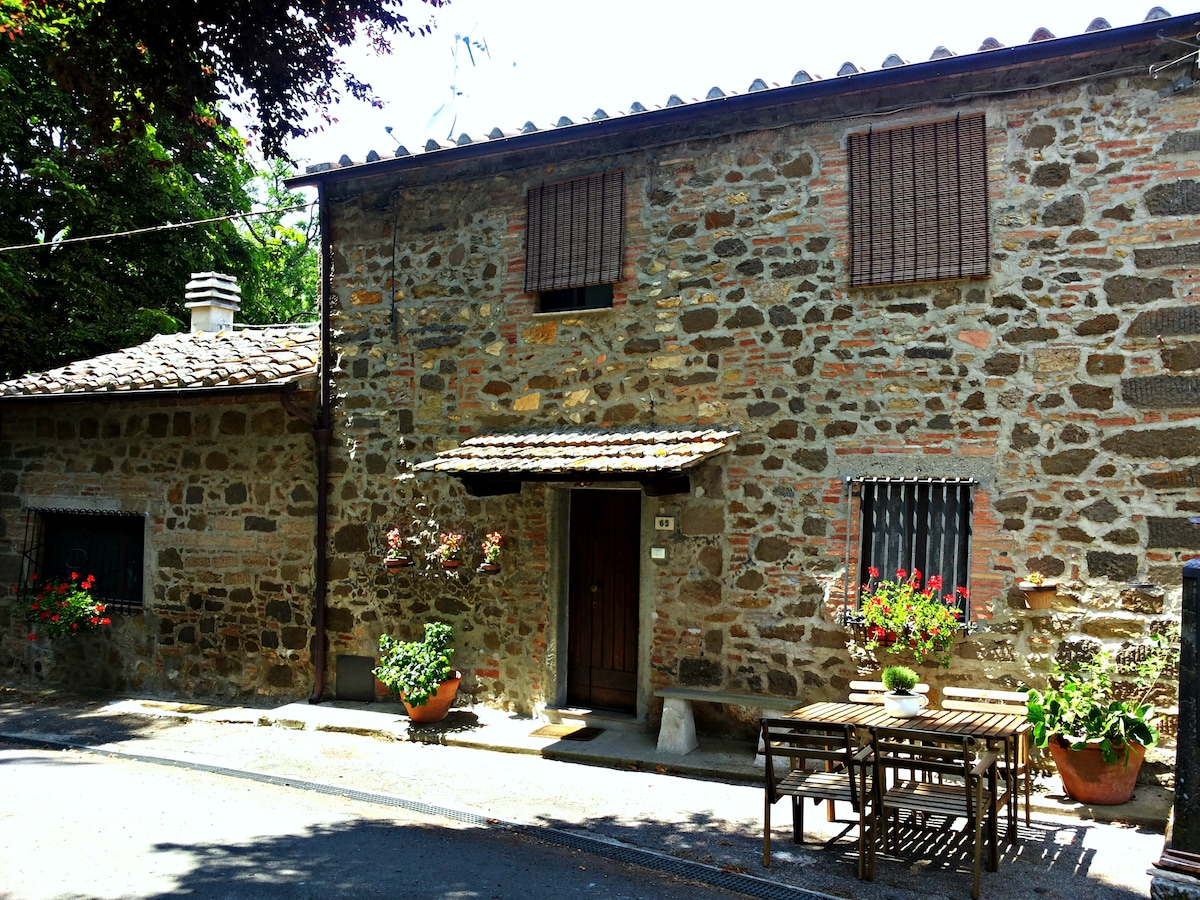Cozy tipical tuscany country house