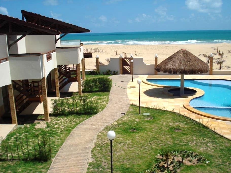 Beach Villa, Paraiso Da Taiba Beach Living - Taiba