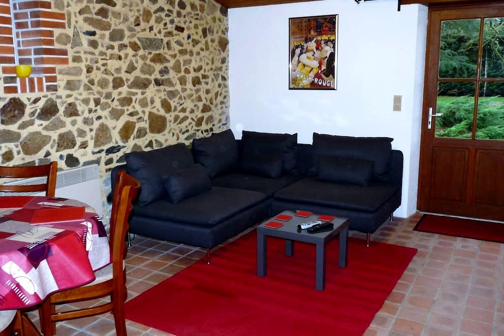 La Maison Lierre Gite - Massais - Andre