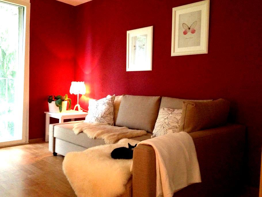 Charmantes Zimmer - Meierskappel - Apartment