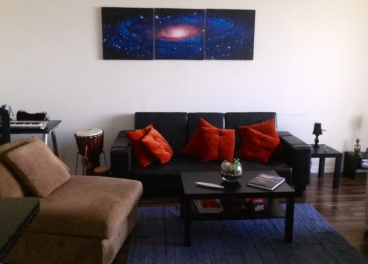 Cozy Apartment in Downtown Miami