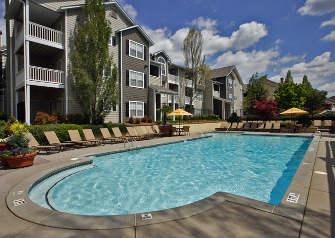 Apartment in Buckhead with Pool