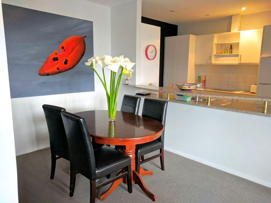 Large city apartment & parking - Auckland - Wohnung