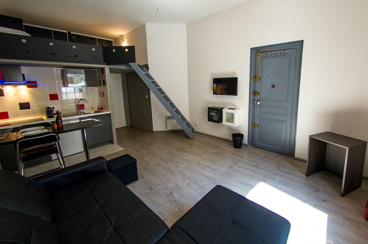 Central et Cosy Appartement