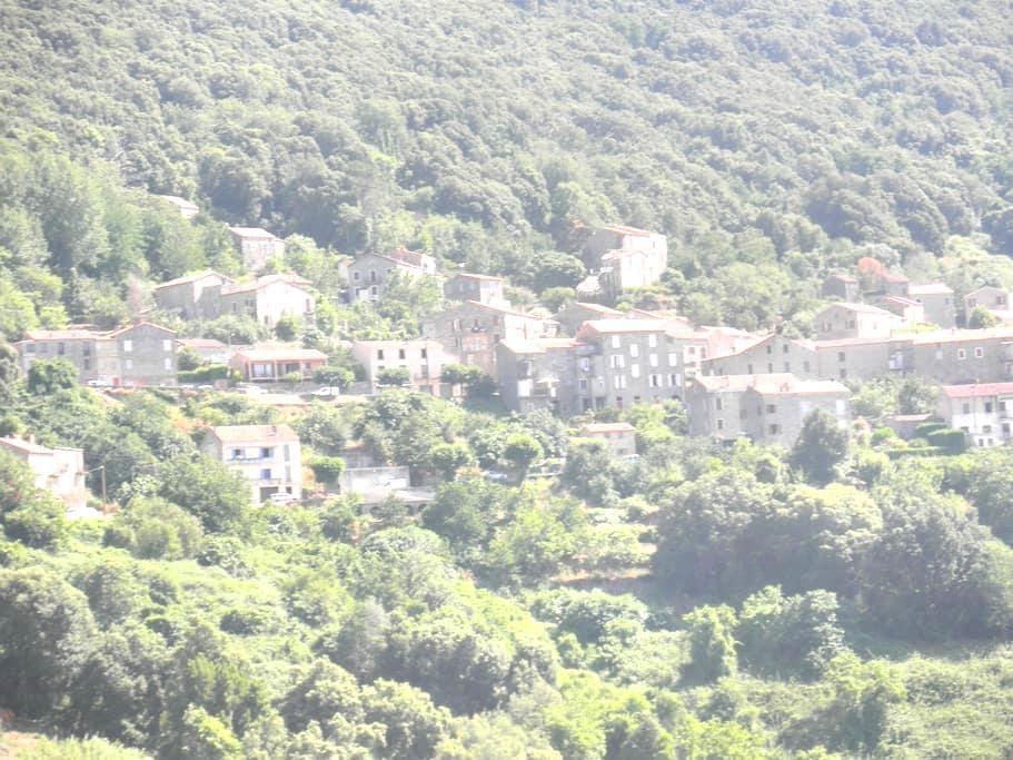 Maisonnette romantique - Sollacaro